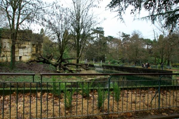 Jardin zoologique de la ville de lyon zoos de for Jardin zoologique de lyon